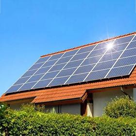 太阳能别墅